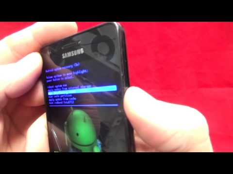 How To Remove Pattern/pin password Lock from Samsung Galaxy s2 i9100