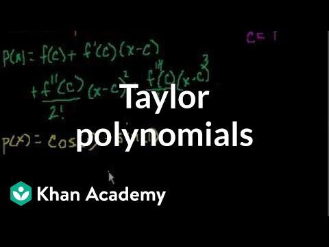 Taylor Polynomials