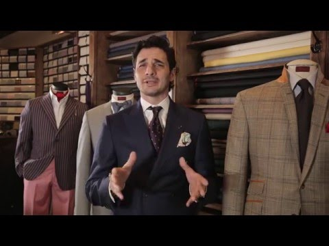 Jackets Required TV Presents: Episode 16 - Suit Fabrics