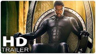Black Panther Trailer German Deutsch 2018
