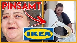 IKEA & DET VIDRIGASTE I MITT HEM (pinsamt)| VLOGG