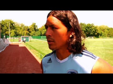 Sporting KC's Zusi, Besler & Espinoza looking for first trophy