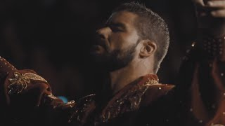 GLORIOUS footage of Bobby Roode and Drew McIntyre preparing to compete for the NXT Title