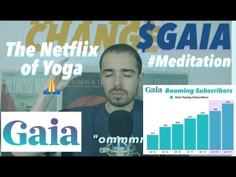 Gaia: The Netflix of Yoga 🙏