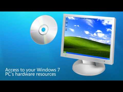 Run older Windows XP programs on your Windows 7 desktop