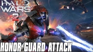 Halo Wars 2 Gameplay - Blitz Mode - New UNSC Super Unit! The