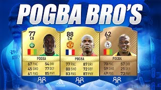 THE POGBA BROTHERS!!!