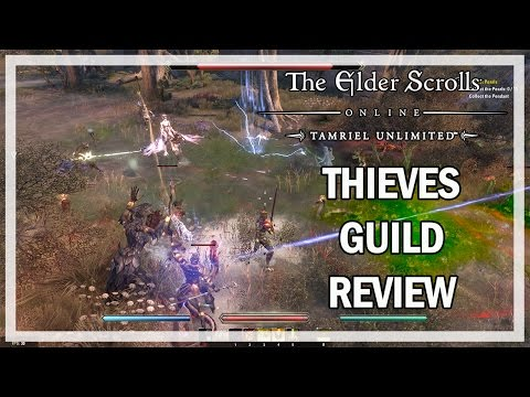 The Elder Scrolls Online Thieves Guild DLC Review - Is it worth it?