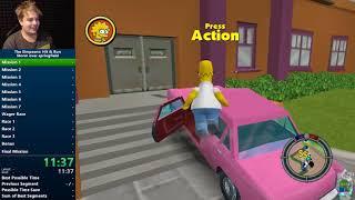 The Simpsons: Hit & Run: The Media Share Mod