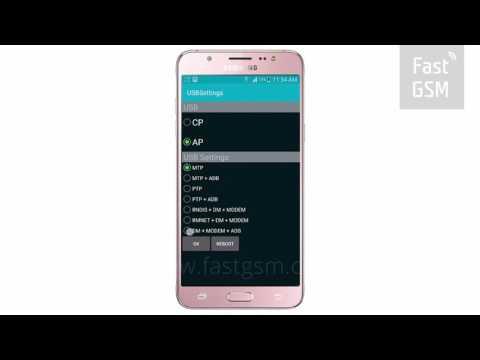 How To Unlock Samsung Galaxy J7 by USB Unlock Software
