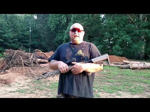 AR-15 recoil rebuttal
