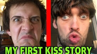 MY FIRST KISS STORY - featuring Chris from Rooster Teeth