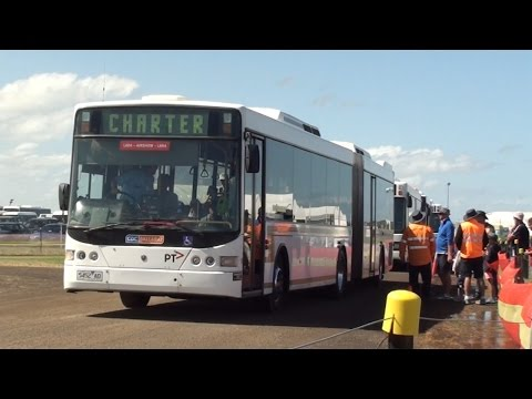CDC Ballarat #157, Scania L94UA