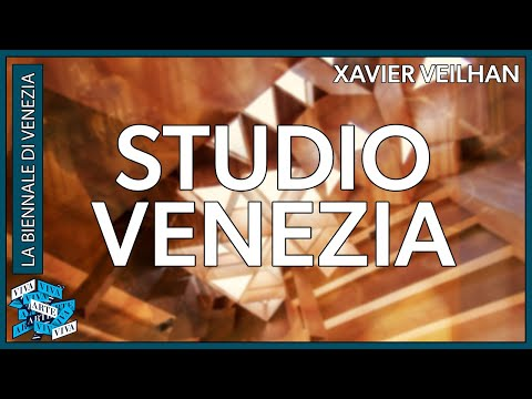 France - Xavier Veilhan - Studio Venezia - Venice Biennale 2017