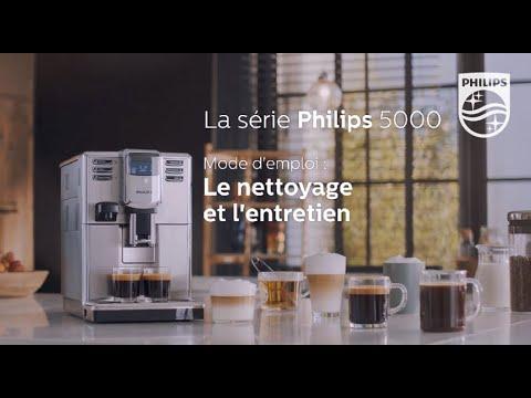 Philips EP5365 machine à espresso Série 5000 Comment nettoyer et entretenir la machine