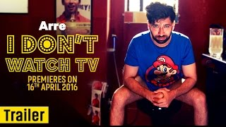 I Don't Watch TV | Trailer | #LaughterGames