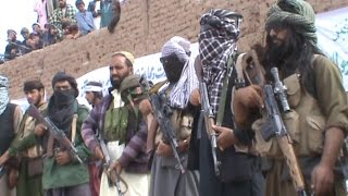 Afghan Taliban Stage Mass Open-Air Rally