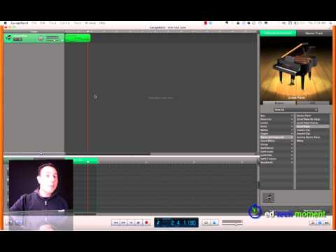 Episode 42: GarageBand Intro