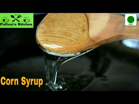 Homemade Corn Syrup Recipe