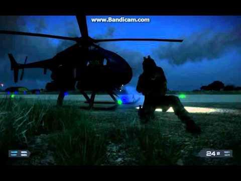Arma 3 - Dynamic Weather - Night
