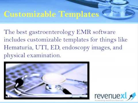 Gastroenterology EMR Software: Benefits Physician and Patients alike