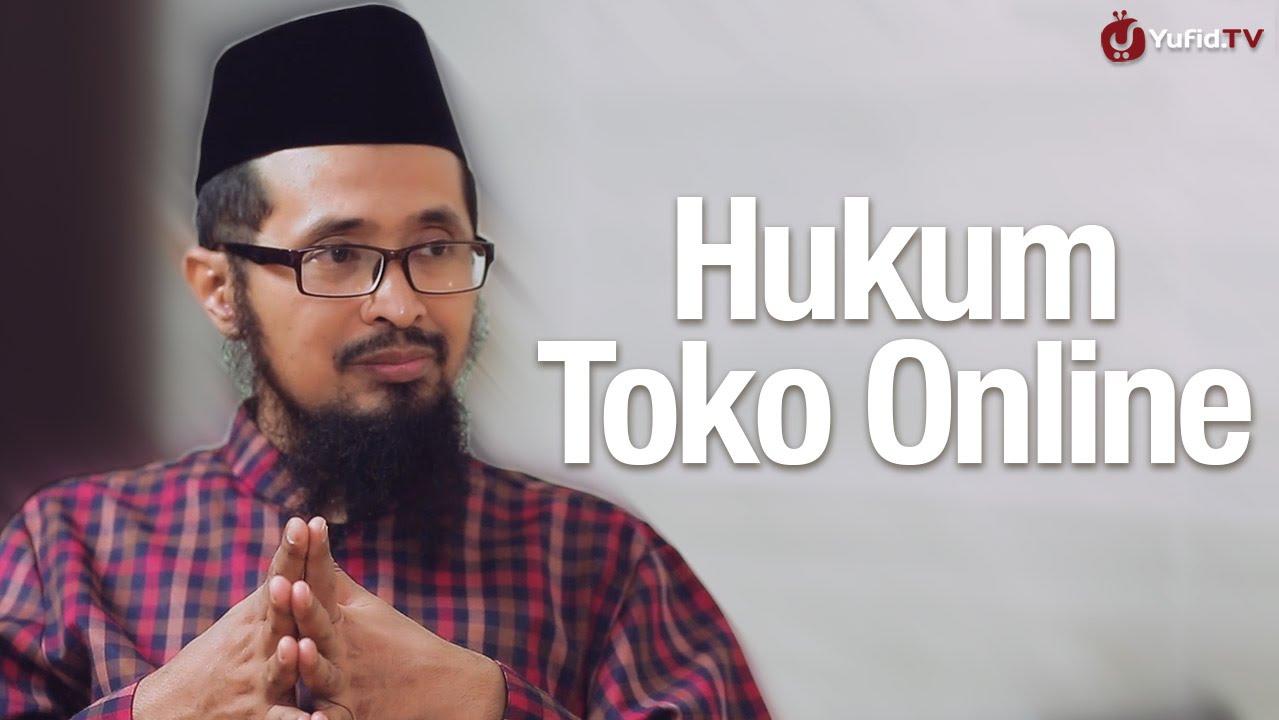 Bincang Santai: Hukum Toko Online (Jual Beli Online) - Ustadz Dr. Muhammad Arifin Badri, M.A.