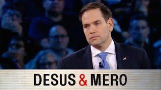 Marco Rubio and CNN