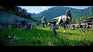 Jurassic World Evolution - Epizod 16: Indominus Rex