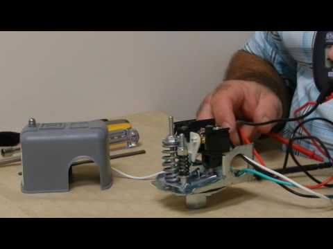 Pressure Switch Troubleshooting