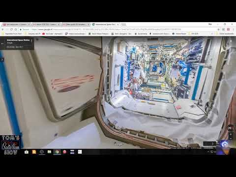 TRRS #1448 - Inside ISS - Amateur Radio Sited