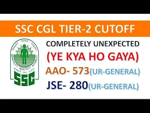 SSC CGL MAINS RESULT