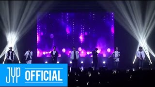 """GOT7 """"Forever Young"""" Stage @ 2nd Mini Album Showcase"""