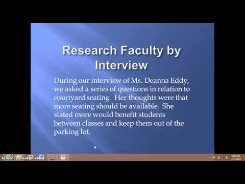Recommendation Presentation