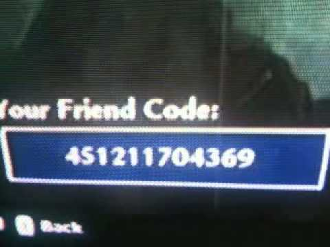 Call of Duty: World at War (Wii) - My Friend Code