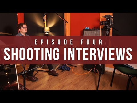 How to shoot an interview | Episode 4: Video Production Guide | The Film Look