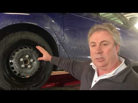 Cold Weather Shrinkage Can Affect your Tire Pressure