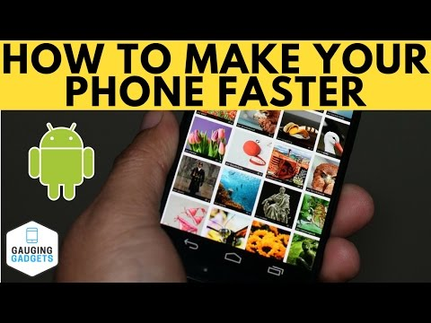 How to Speed Up Any Android Phone By Disabling Animations