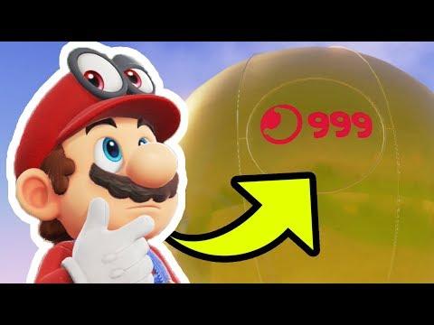 Download 100% Completion Rewards in Super Mario Odyssey - ALL 999