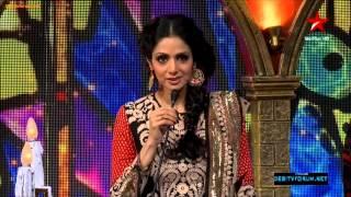 Sridevi wins Star Guild President Honour Award 2012 for English Vinglish