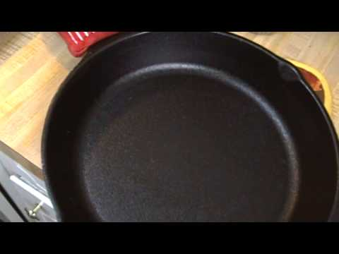 How to Care For Your Cast Iron Skillet ~Noreen's Kitchen