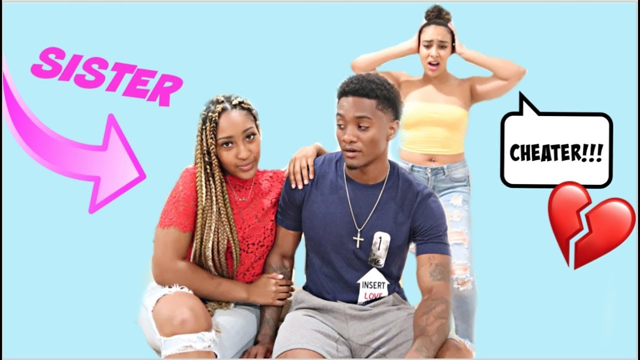 I Made My Sister FLIRT With My BOYFRIEND To See How He Would React *prank*