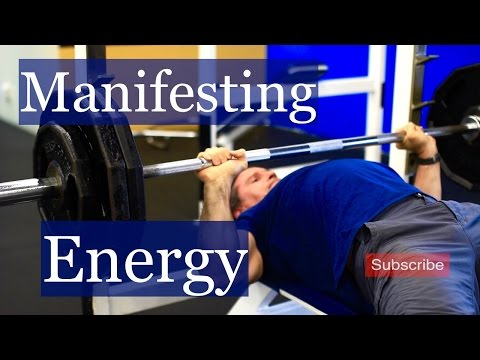 How to Get Energy to Workout, and a Whole Body Bodybuilding Workout