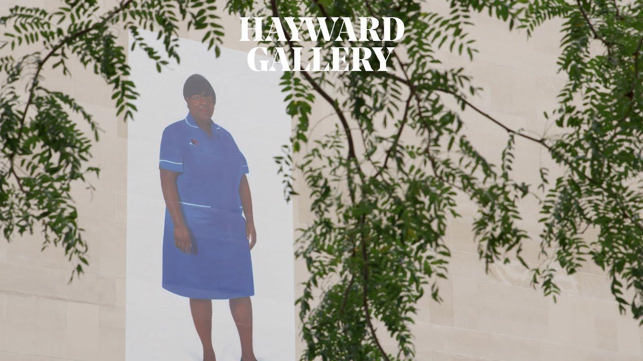 Everyday Heroes: Alessandro Raho and Precious Nkomo | Hayward Gallery