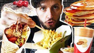 24 SATA jedem U ZAGREBU šta želim