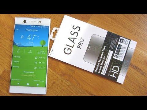 Sony Xperia XA1 Ultra | 9H Tempered Glass Screen Protector