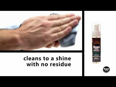 iFOAM - Foaming Screen Cleaner