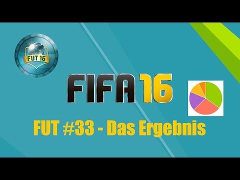 FUT #33: Das Umfrage Ergebnis ✭ FIFA 16 [deutsch / german]