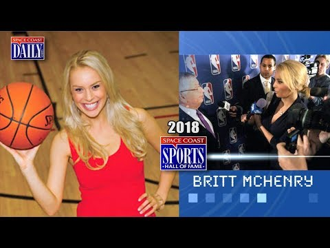 Britt McHenry: 2018 Space Coast Sports Hall of Fame