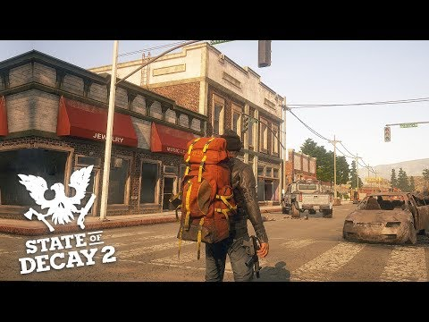 ABANDONED CITY EXPLORATION! State of Decay 2