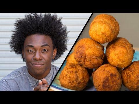 Jamaican Johnny Cakes (Sweet Fried Dumplings) | Lazarus Lynch